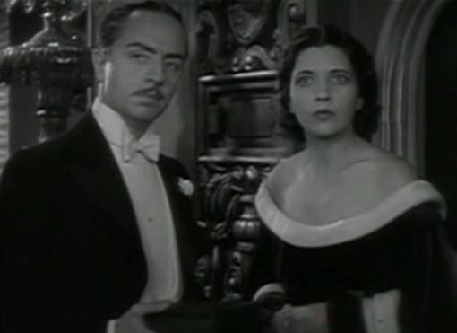 William Powell and Kay Francis in Jewel Robbery