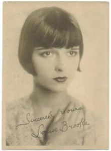 Louise Brooks 1920's Era 5x7 Fan Photo