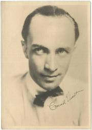 Conrad Veidt 1920s era 5x7 Fan Photo
