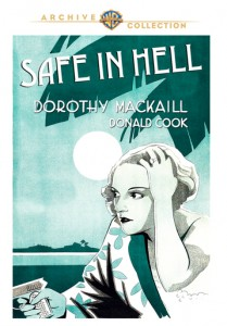 Safe in Hell at the Warner Archive
