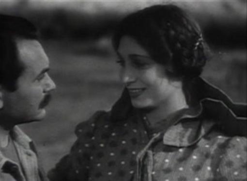 Edward G Robinson and Aline MacMahon