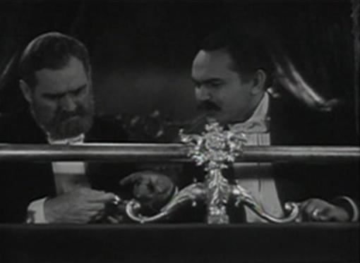 Edward G Robinson in Silver Dollar