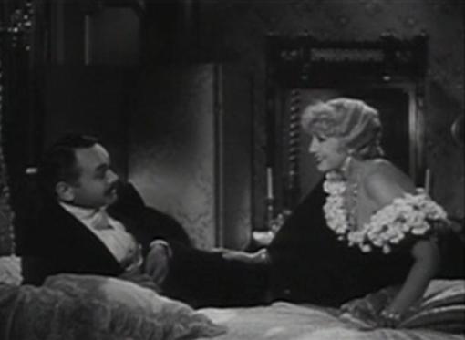 Edward G Robinson and Bebe Daniels
