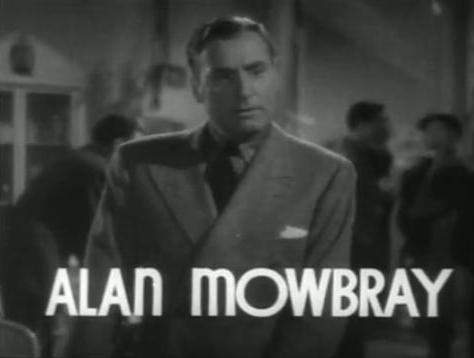 alan mowbray actor biography