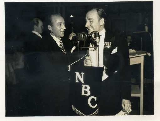 Bing Crosby and Alan Mowbray