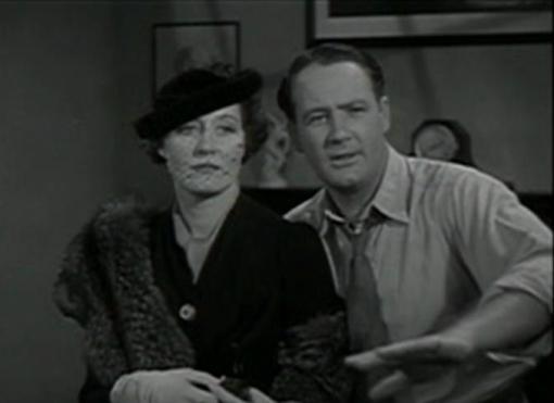 Katharine Alexander and Ian Hunter