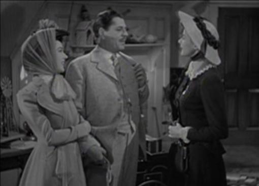 Fay Wray Warner Baxter Ingrid Bergman