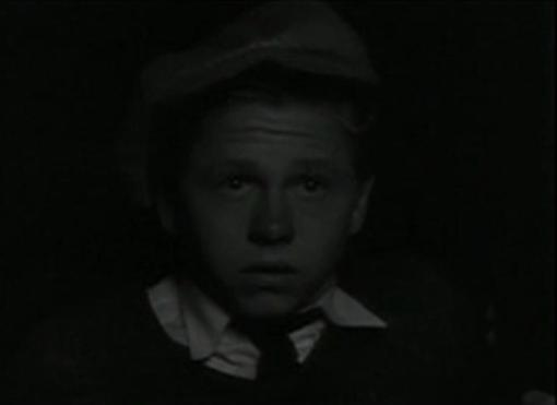 Mickey Rooney in The Devil Is a Sissy