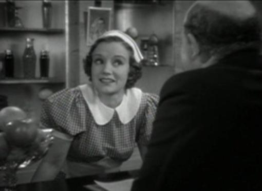 June Martel talks with Guy Kibbee