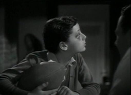 Freddie Bartholomew in The Devil Is a Sissy