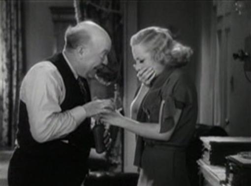 Guy Kibbee and Joan Crawford