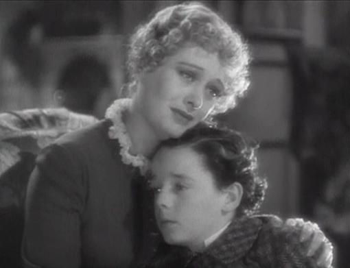 Dolores Costello and Freddie Bartholomew