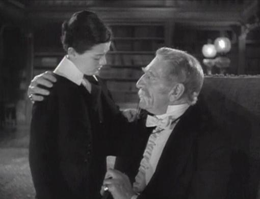 Freddie Bartholomew and C Aubrey Smith