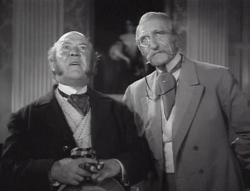 Guy Kibbee and C Aubrey Smith