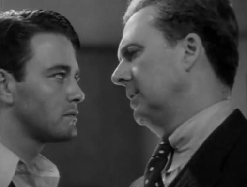 Lew Ayres and Robert Elliott