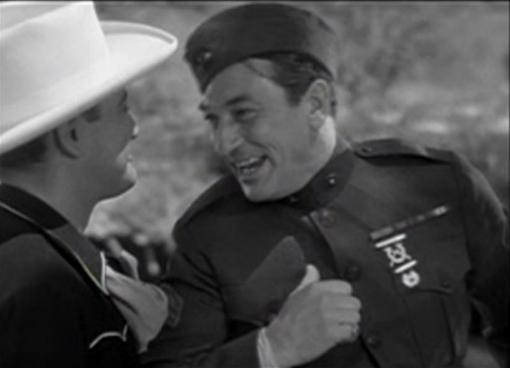Victor McLaglen double in It Happened in Hollywood