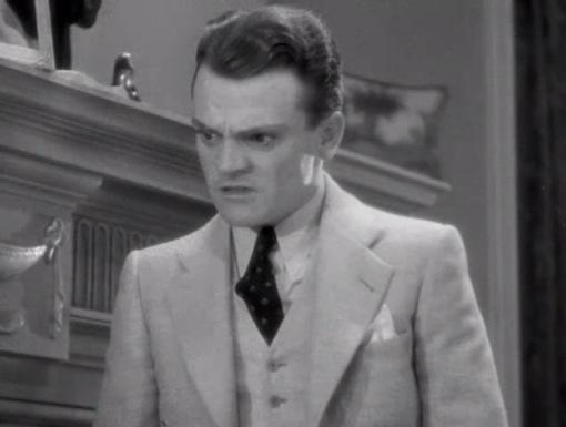 James Cagney in The Doorway to Hell