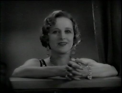 Dorothy Revier in Night World