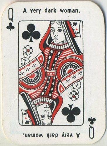Reverse side Kathleen Burke 1935 Secrets