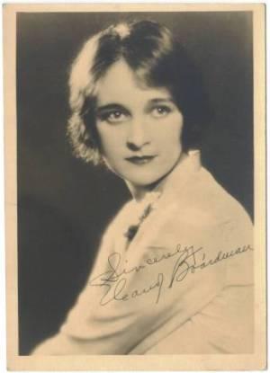 Eleanor Boardman 1920s era 5x7 Fan Photo