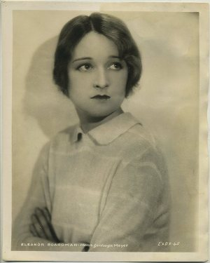 Eleanor Boardman 1920s MGM Promotional Still Photo
