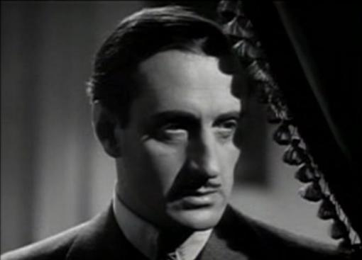 Basil Rathbone in Kind Lady