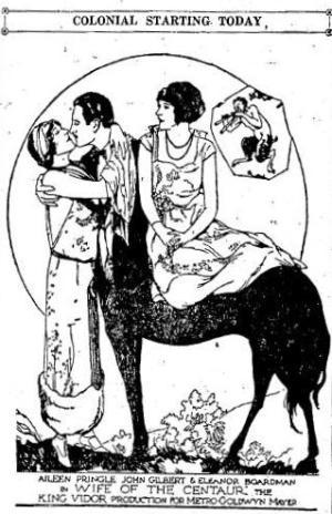 Wife of the Centaur