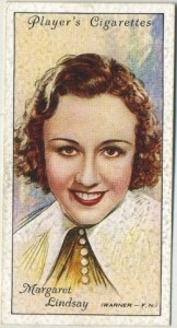 Click to view Margaret Lindsay Site Index