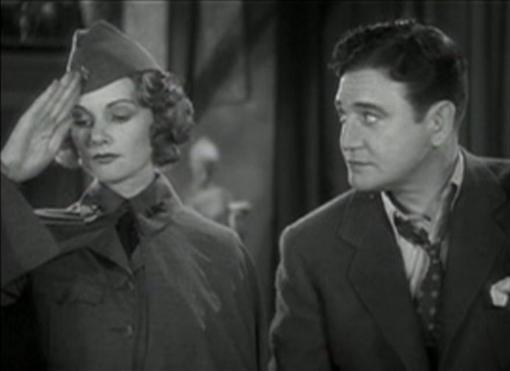Elizabeth Allan and Richard Dix