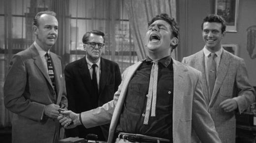 Andy Griffith in A Face in the Crowd