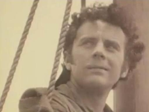 Raymond McKee in Down to the Sea in Ships