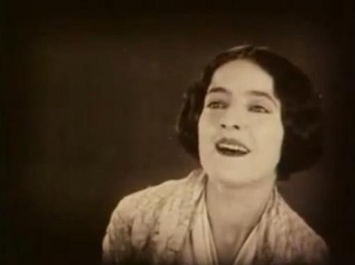 Marguerite Courtot in Down to the Sea in Ships