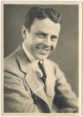 Raymond McKee 1920s era 5x7 Fan Photo