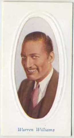 1936 Godfrey Phillips Tobacco Card