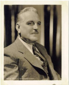 Frank Morgan - 1936 Watkins/MGM Promo Photo