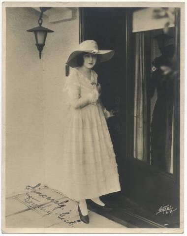 8x10 Promotional Photo by Witzel, 1920's