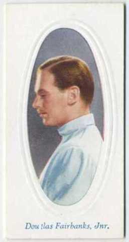 Douglas Fairbanks Jr - 1936 Godfrey Phillips