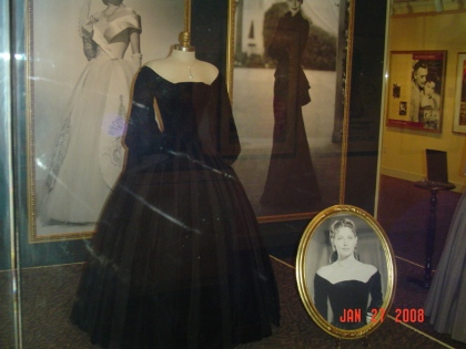 The Ava Gardner Museum is in Smithfield, NC