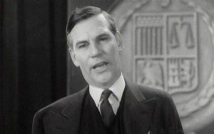 Walter Huston as Jim Fitzpatrick
