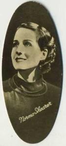 Norma Shearer 1934 Carreras Film Stars