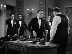 Jack La Rue, Allen Jenkins, Lyle Talbot, Humphrey Bogart, Edward Arnold