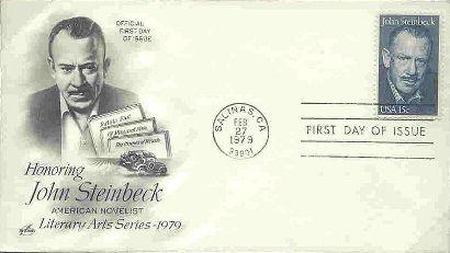 Steinbeck-fdc