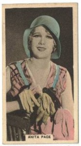 1934 Cavenders Tobacco Card