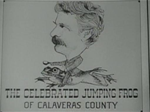 "mark twain jumping frog essay Mark twain: the notorious jumping frog of calaveras county ""the notorious jumping frog of calaveras county mark twain jumping frog mark twain."
