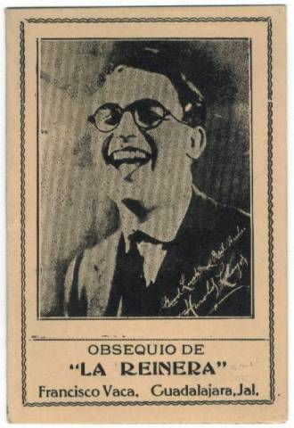 Harold Lloyd Old Needle Book
