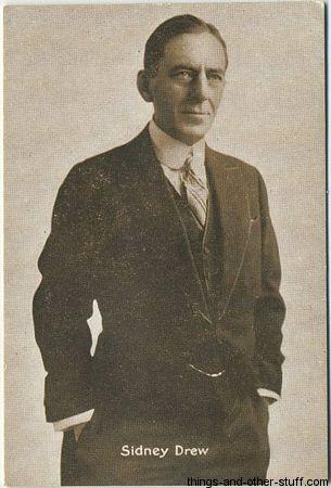 Sidney Drew circa 1916