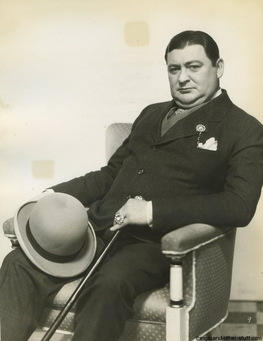 Edward Arnold in Diamond Jim