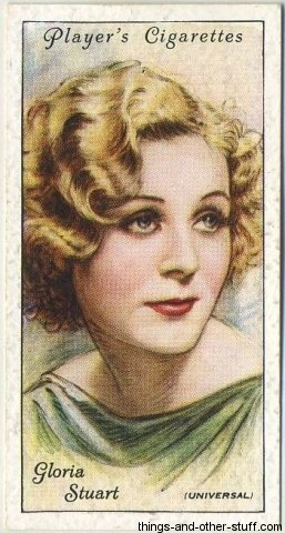 1934 Player's Cigarettes Tobacco Card