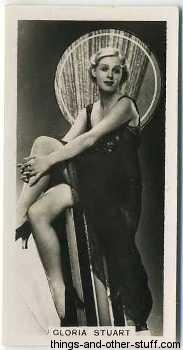 1938 Carreras Tobacco Card