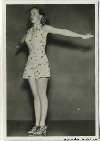Bonita Granville 1930s Ardath Series 2 Tobacco Card